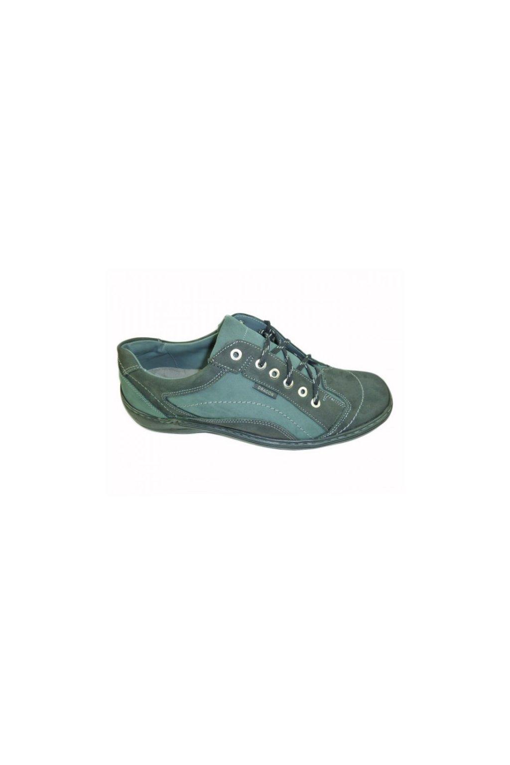 Nadměrná pánská obuv Alex 272 Grafit