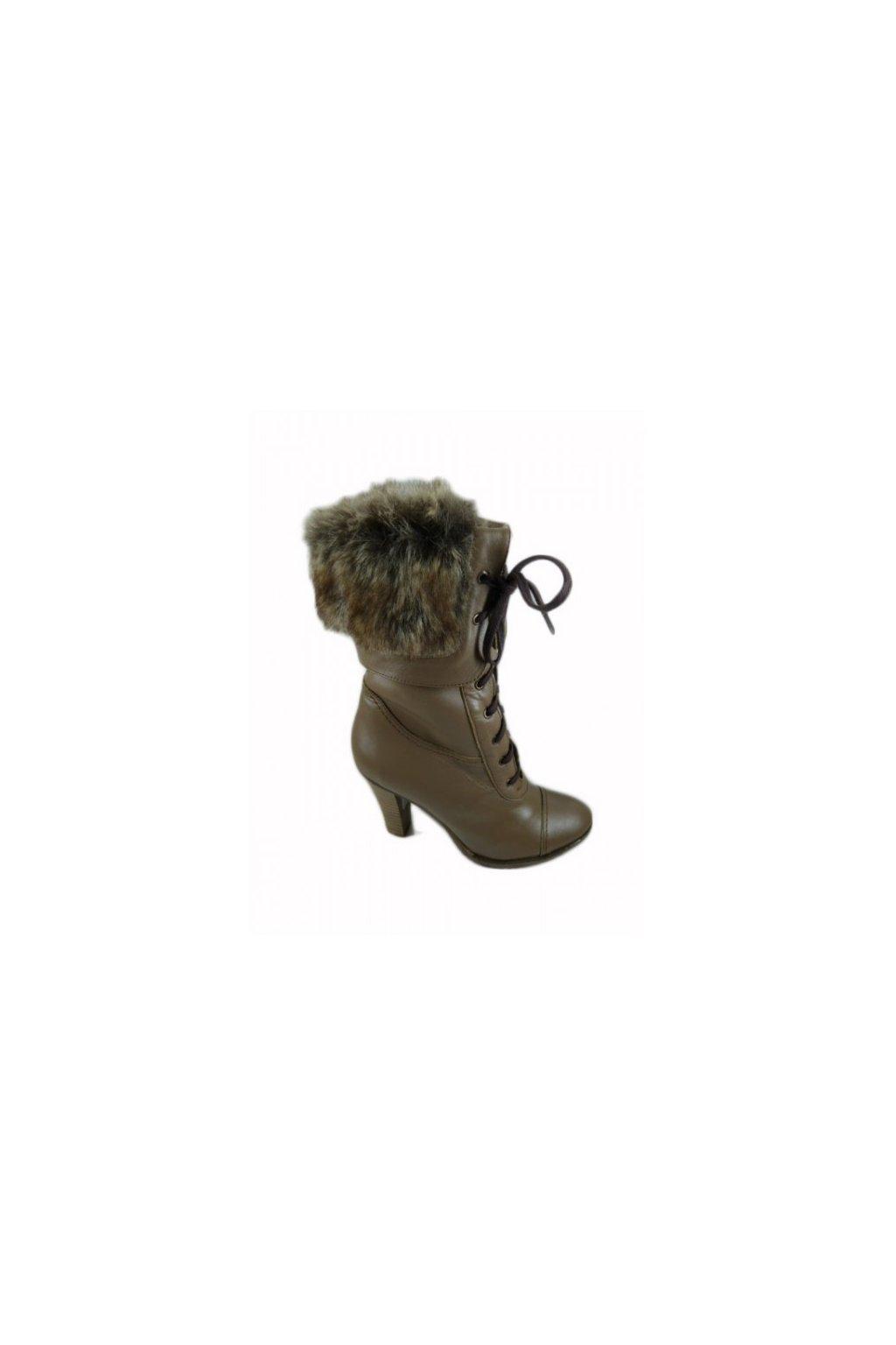 Podměrná dámská obuv Hujo 557