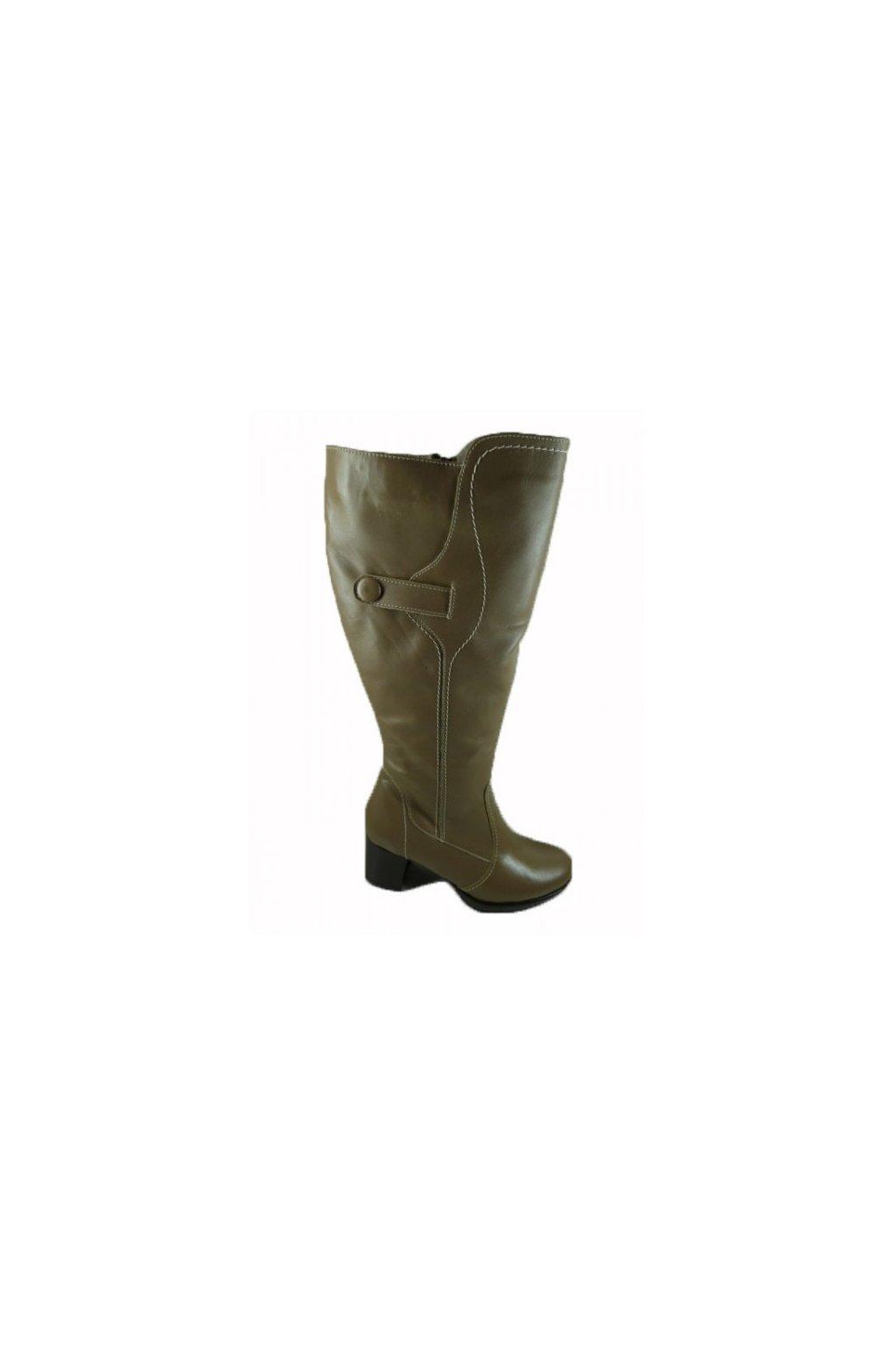 Podměrná dámská obuv Hujo 551