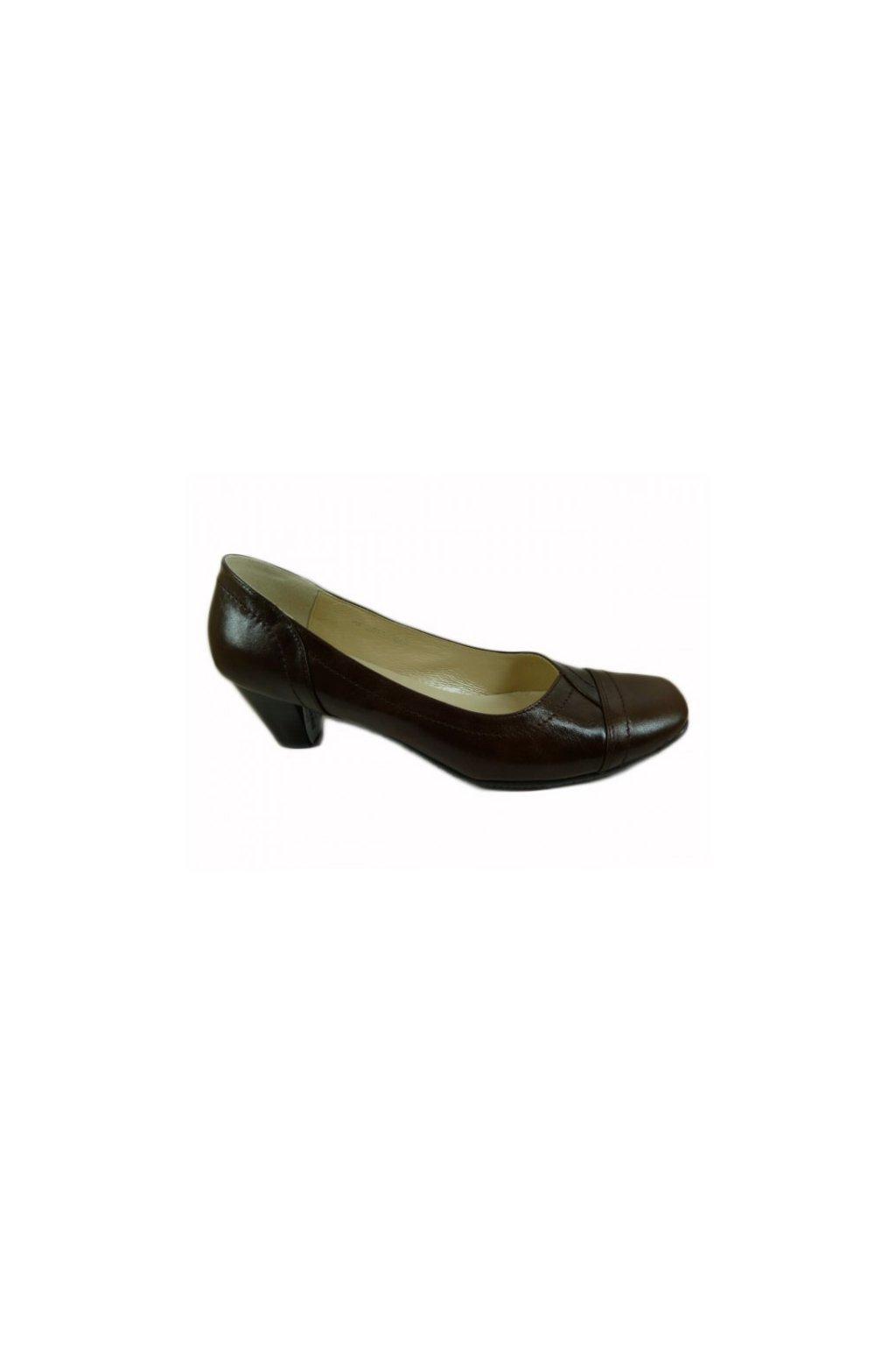 Nadměrná dámská obuv Kuda 9365/R
