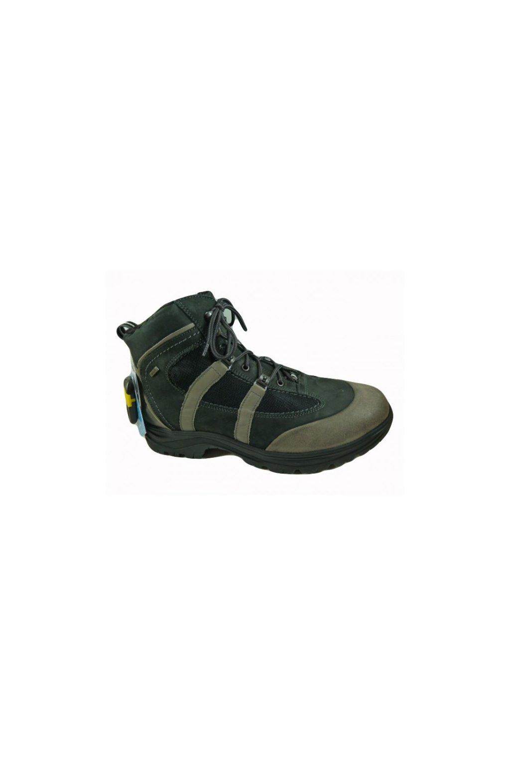 Nadměrná pánská obuv Romika 56103 M03 antracit