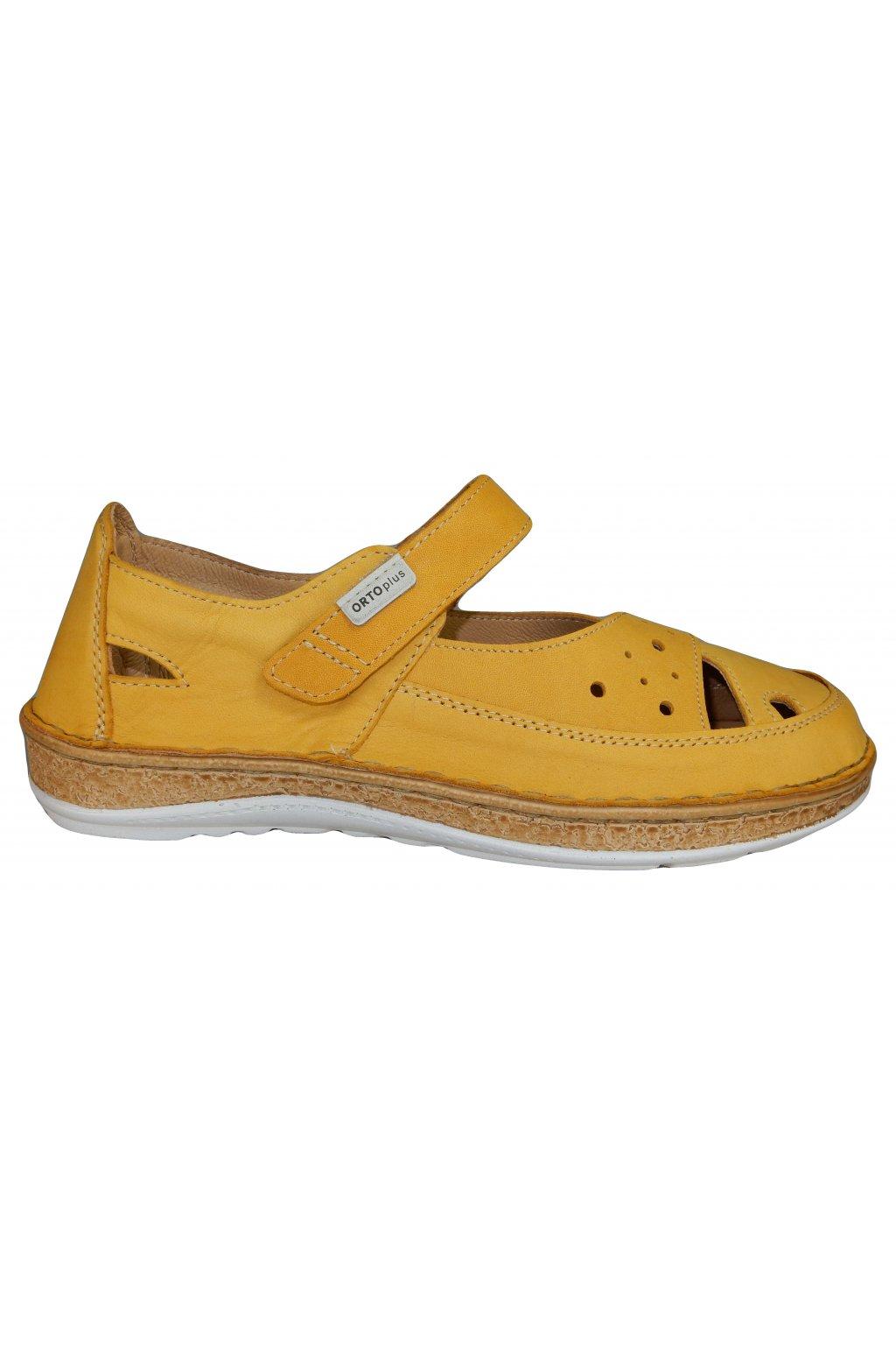 Dámská vycházková zdravotní obuv ORTO PLUS 4004