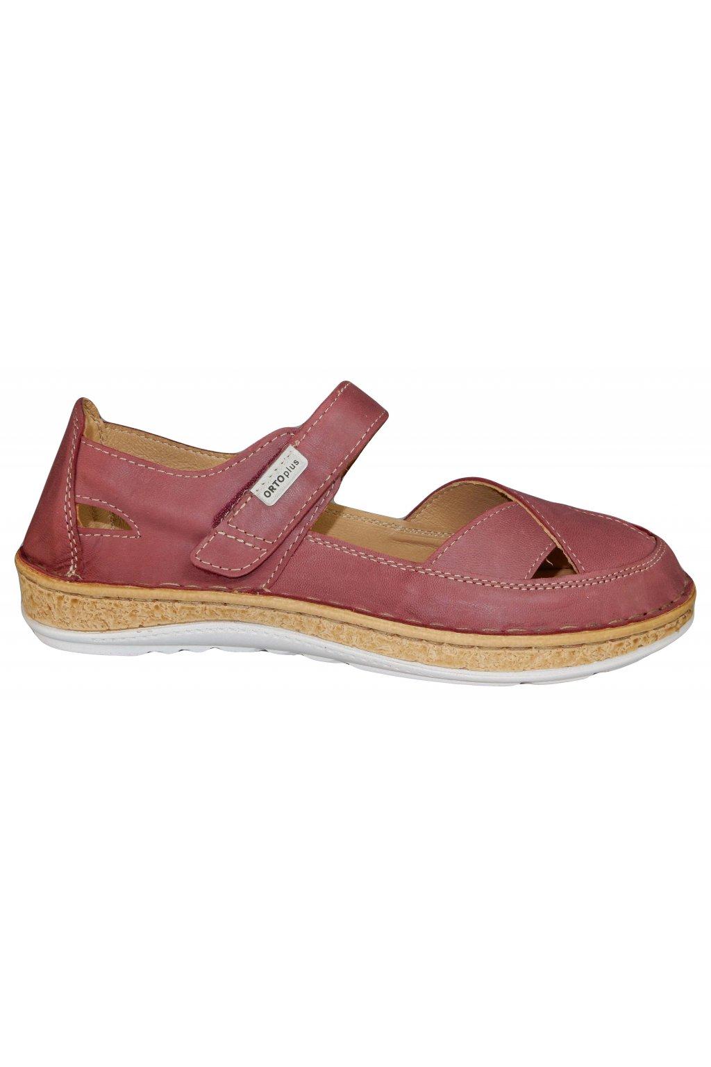 Dámská vycházková zdravotní obuv ORTO PLUS 4003 I