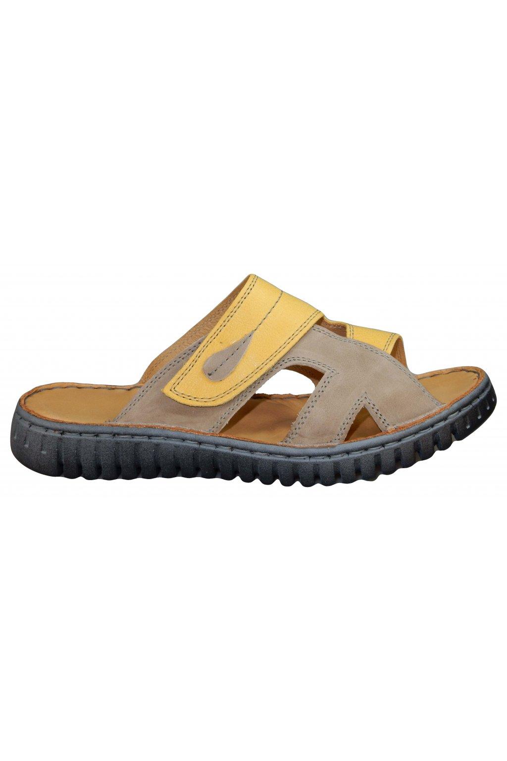 Dámské vycházkové pantofle ORTO PLUS 8061