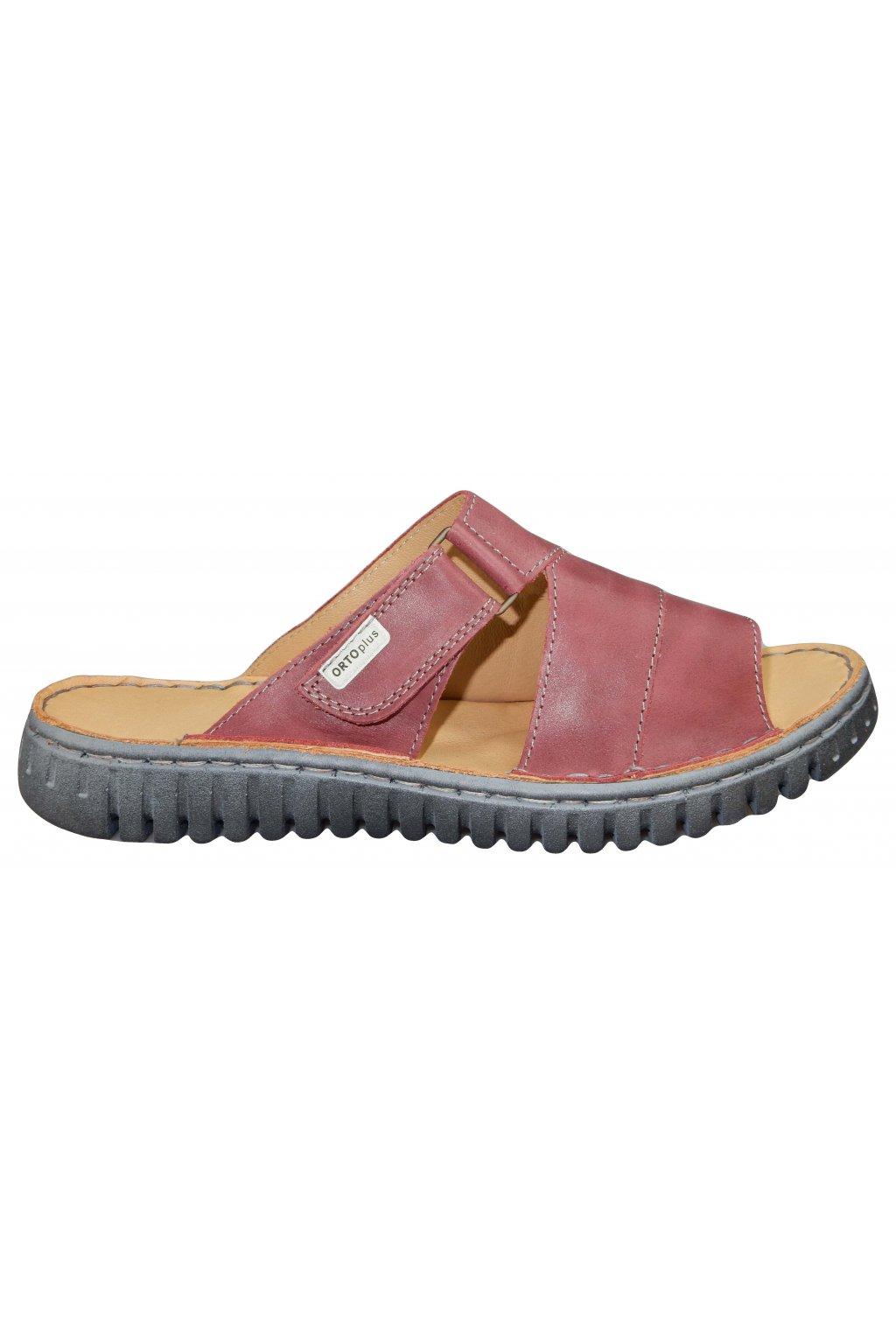 Dámské vycházkové pantofle ORTO PLUS 8056