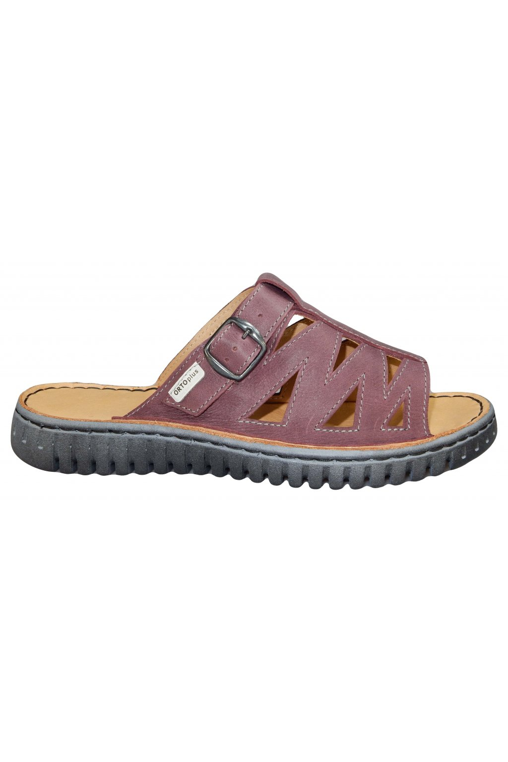 Dámské vycházkové pantofle ORTO PLUS 80568