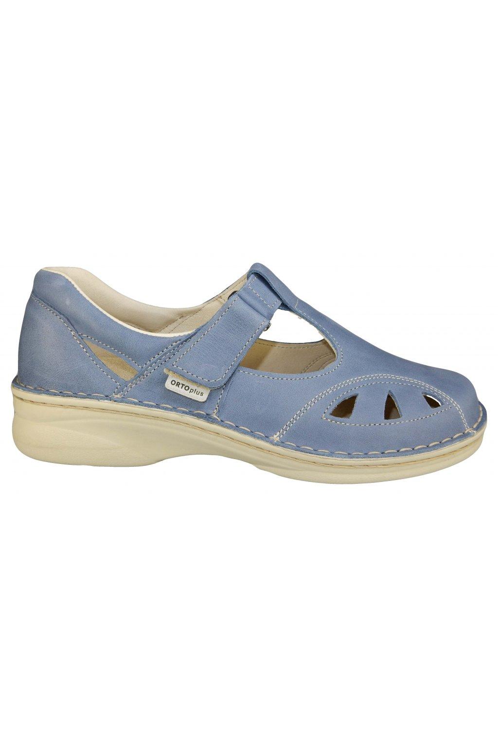 Dámská vycházková zdravotní obuv ORTO PLUS 1501 M