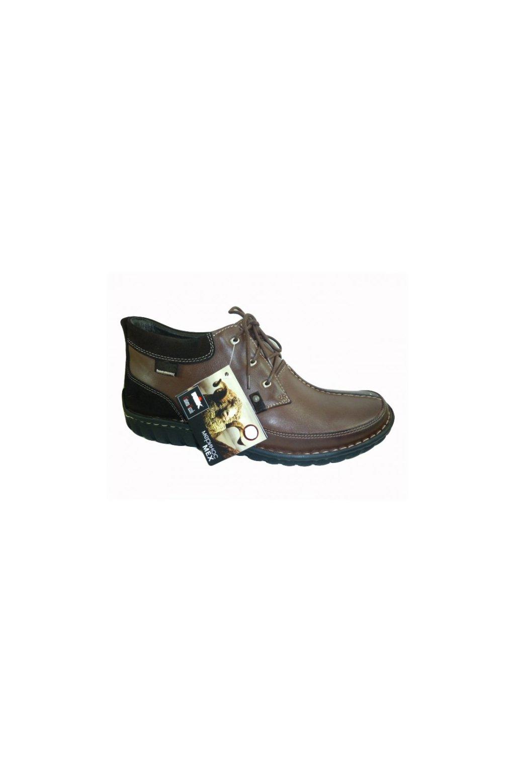 Nadměrná pánská obuv Nik 0191-708