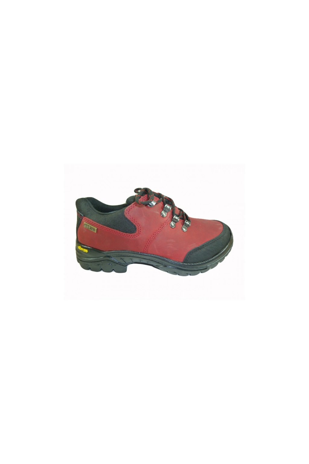 Podměrná pánská obuv Bent 827A bordo
