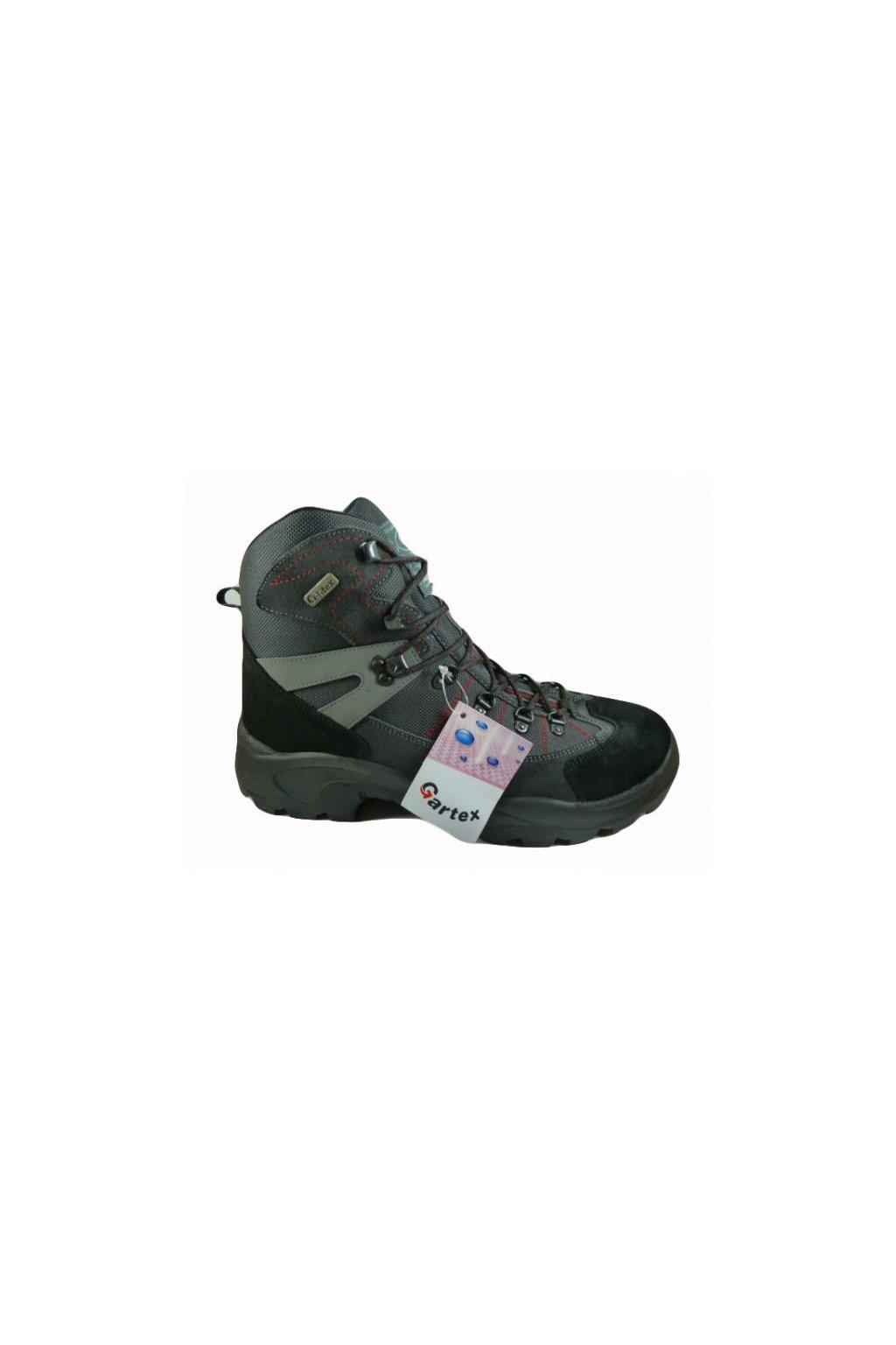Pánská nadměrná obuv Aza Garmisch Tex Eco