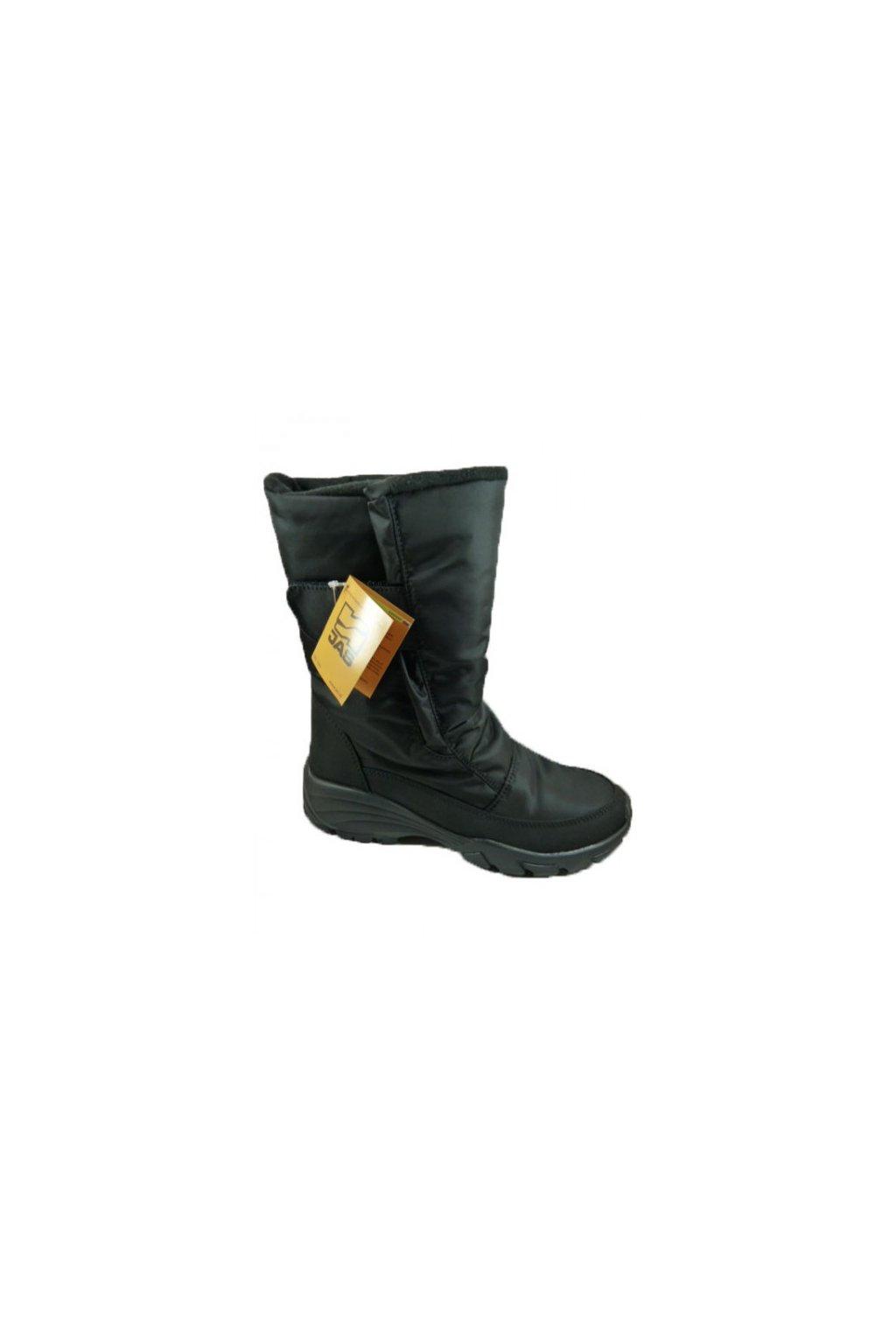 T-Shoes 265603B  černá
