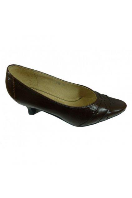 Podměrná dámská obuv Maxam 713