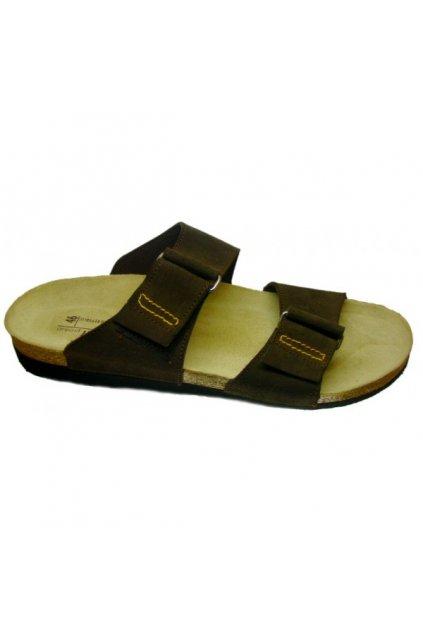 Nadměrná pánská obuv Kuda zdravotní K73282