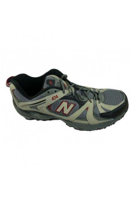 Nadměrná pánská obuv Kuda NB MT474RG