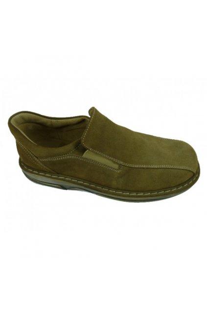 Nadměrná pánská obuv Texevo 587D