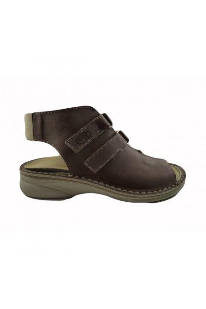 Nadměrná dámská obuv Orto 1614