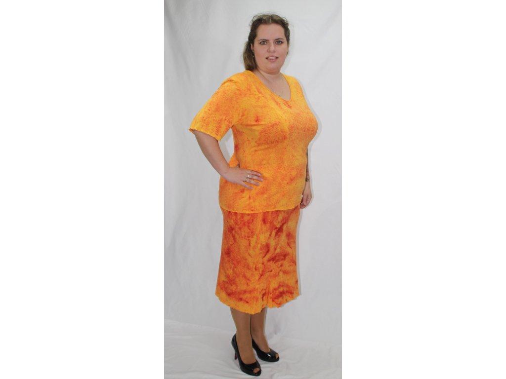Kostým batika