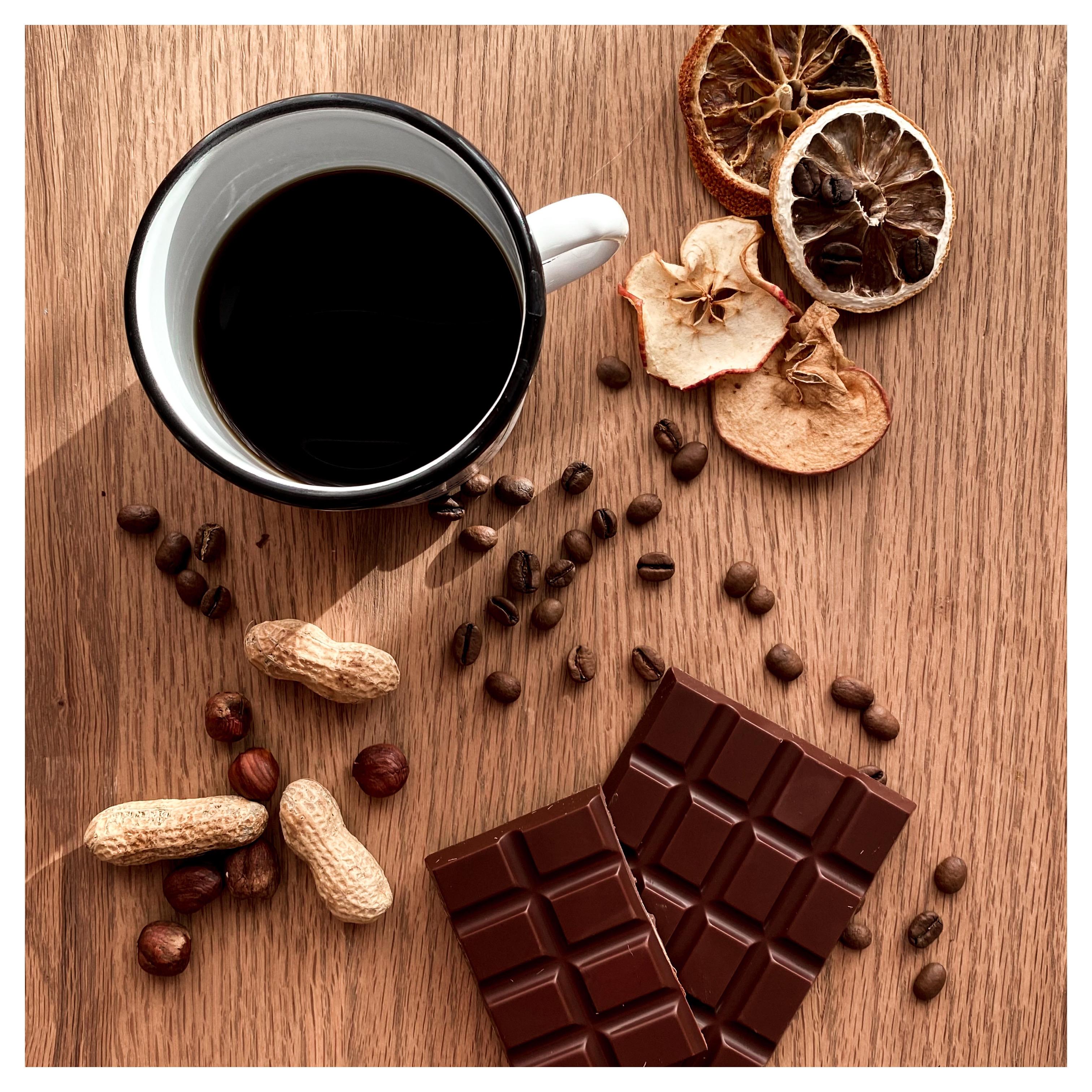 Přehled kávových chutí