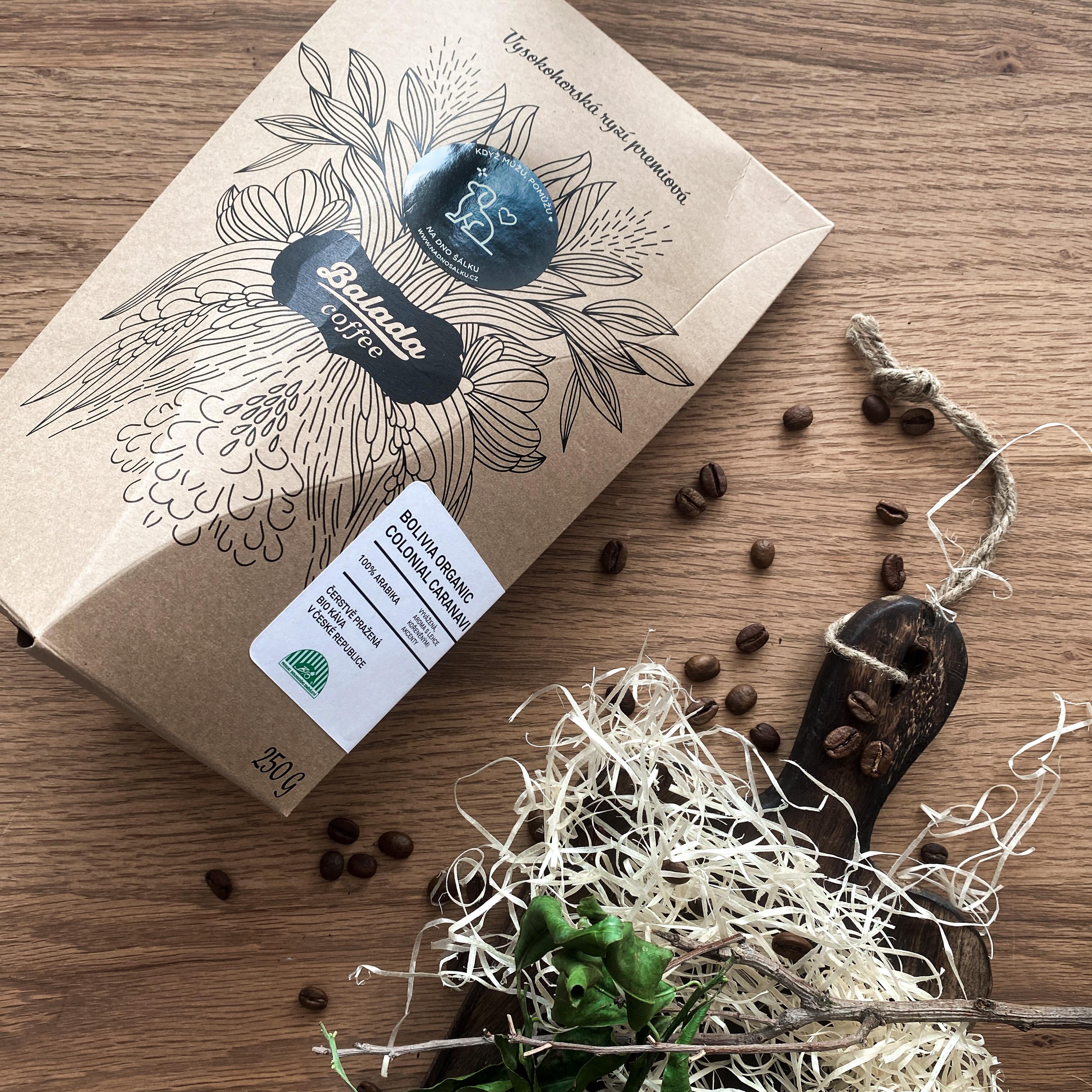 V čem je lepší organická káva?