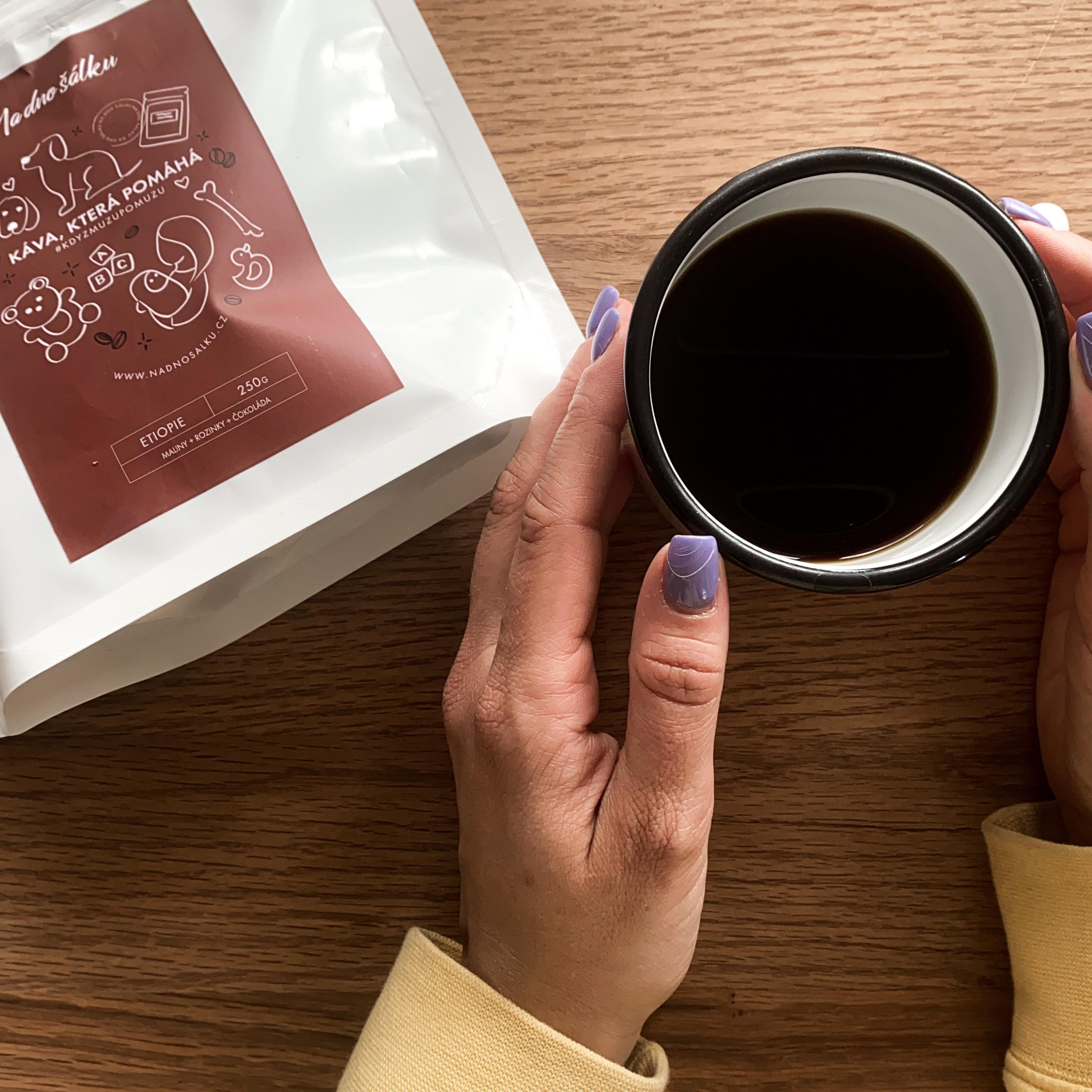 4 kroky jak začít s výběrovou kávou