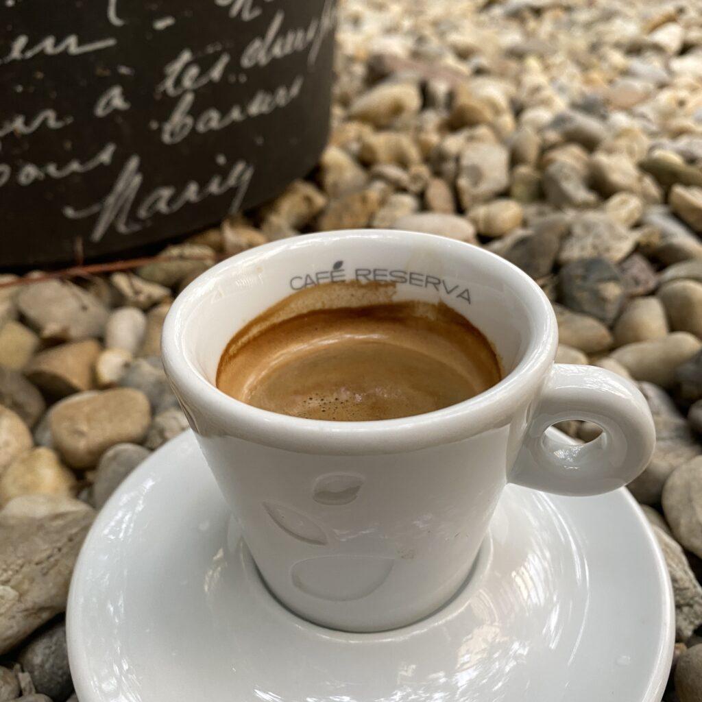 Kávová abeceda #D