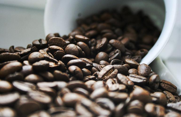 Kávová abeceda #B