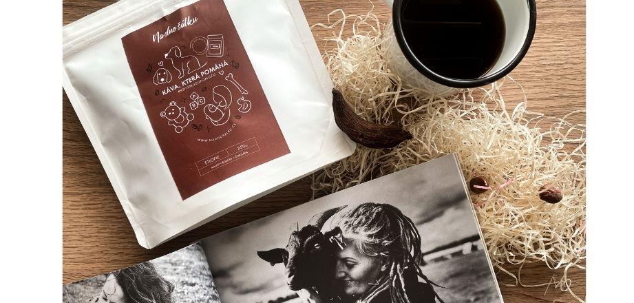 Káva, která pomáhá