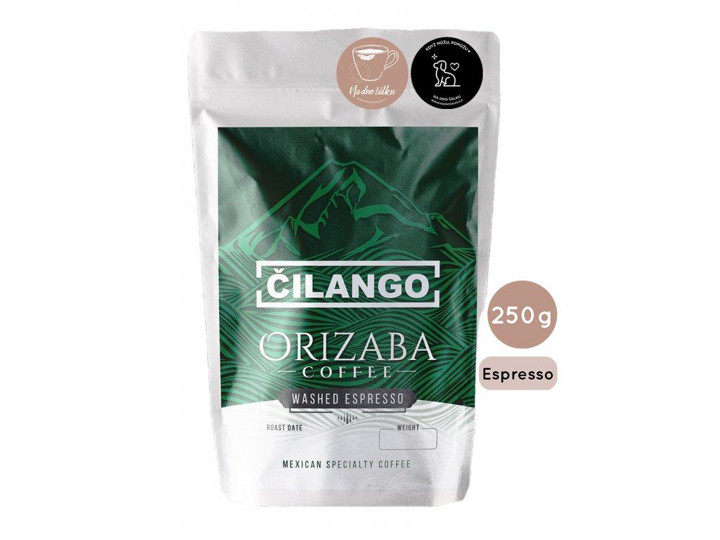 cilango orizaba spriznaky