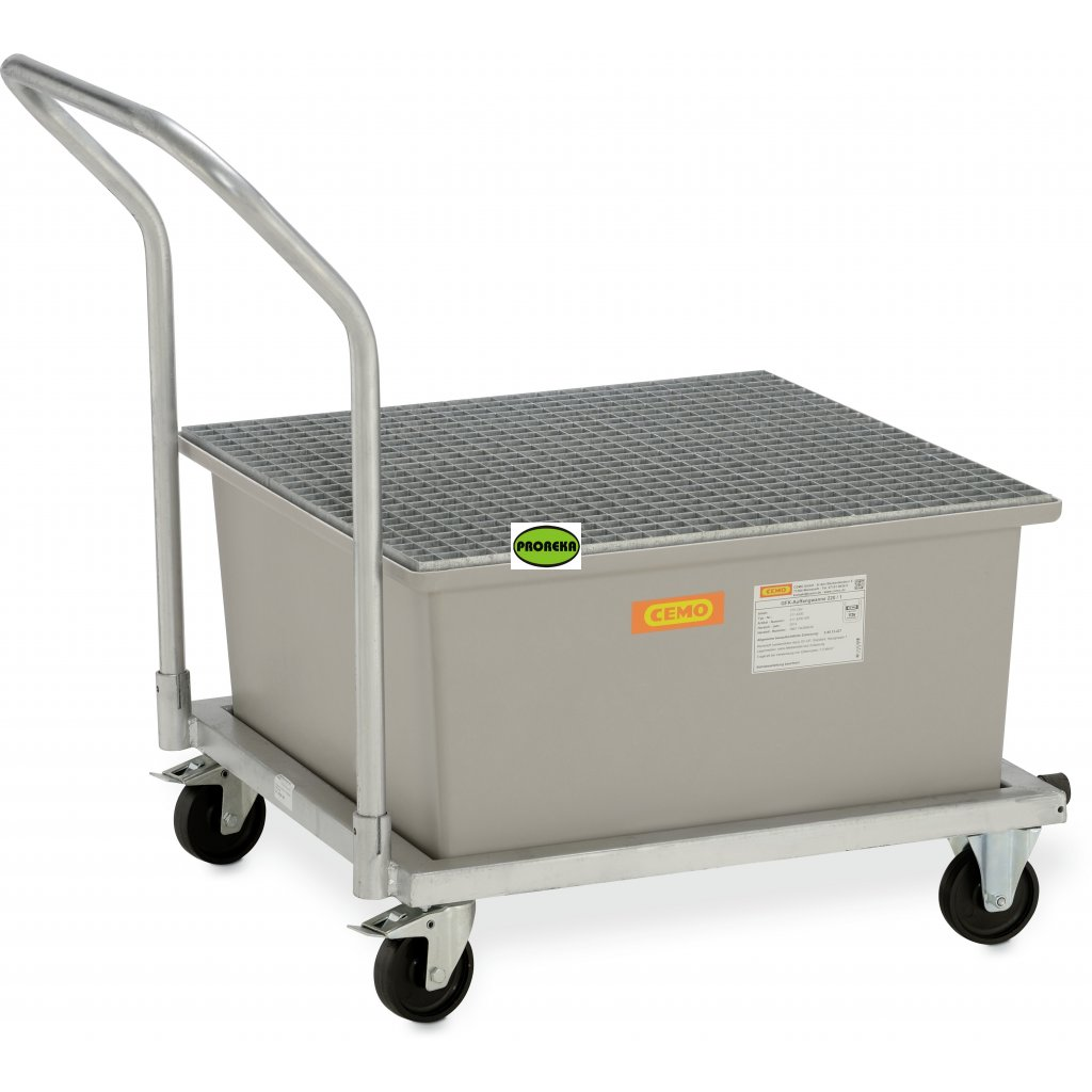 Pojízdná záchytná vana 220/1-mobile