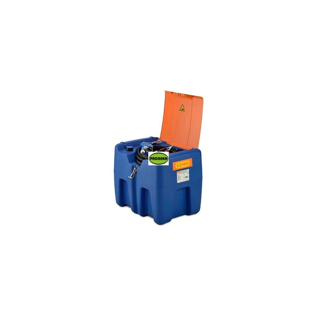 11144 01 blue mobil easy 210 l centri sp30 mit klappdeckel offen