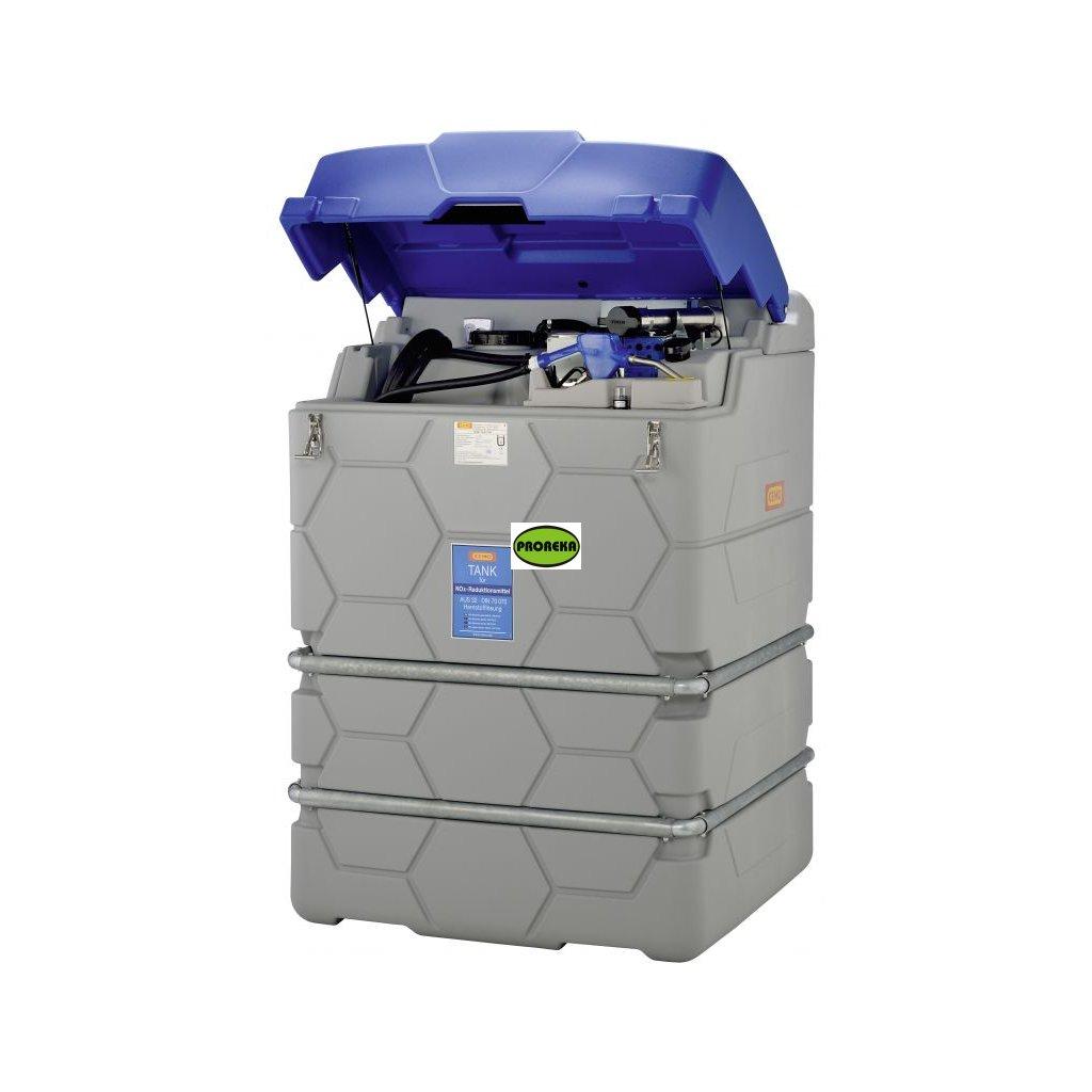 2500 litrů CUBE nádrž na AdBlue Basic