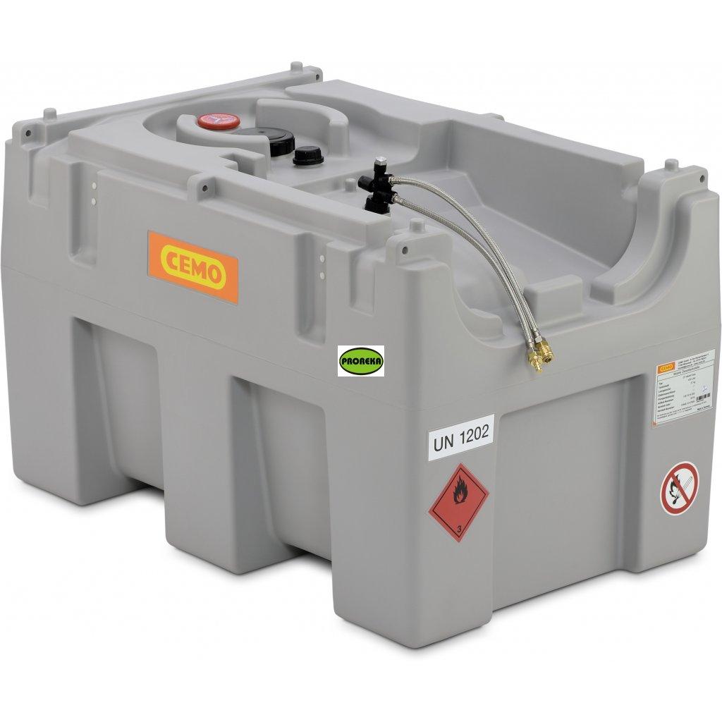 430 litrů nádrž ke generátoru