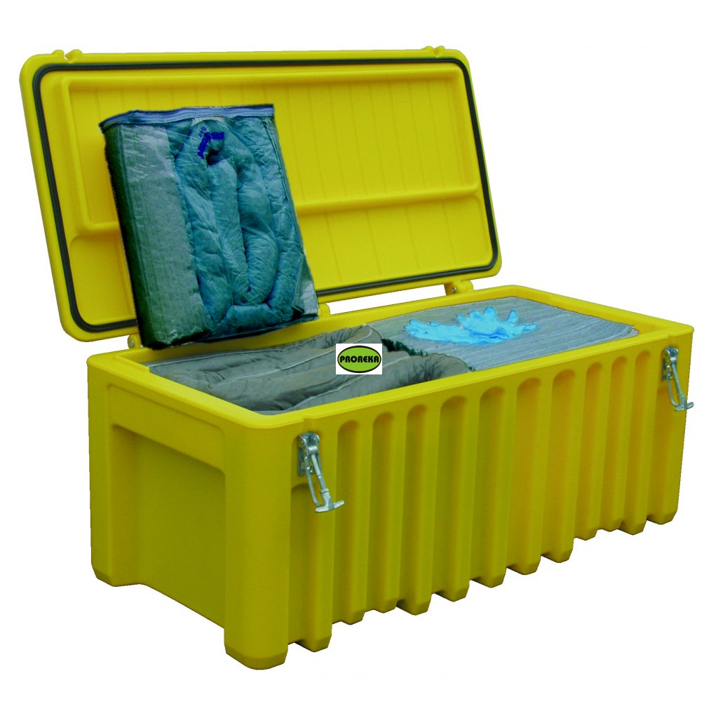 Havarijní souprava CEMSORB BOX