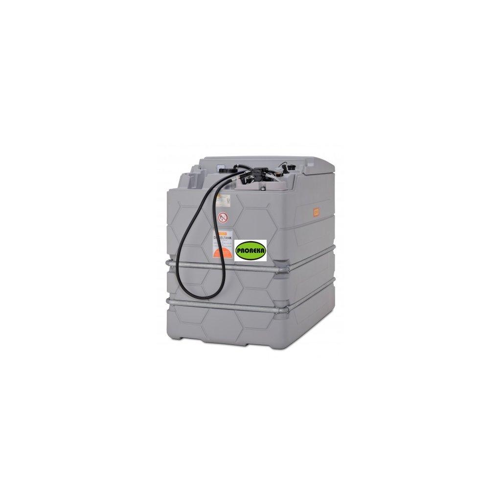 1500 l nádrž - CUBE - na maziva BASIC INDOOR (vnitřní)