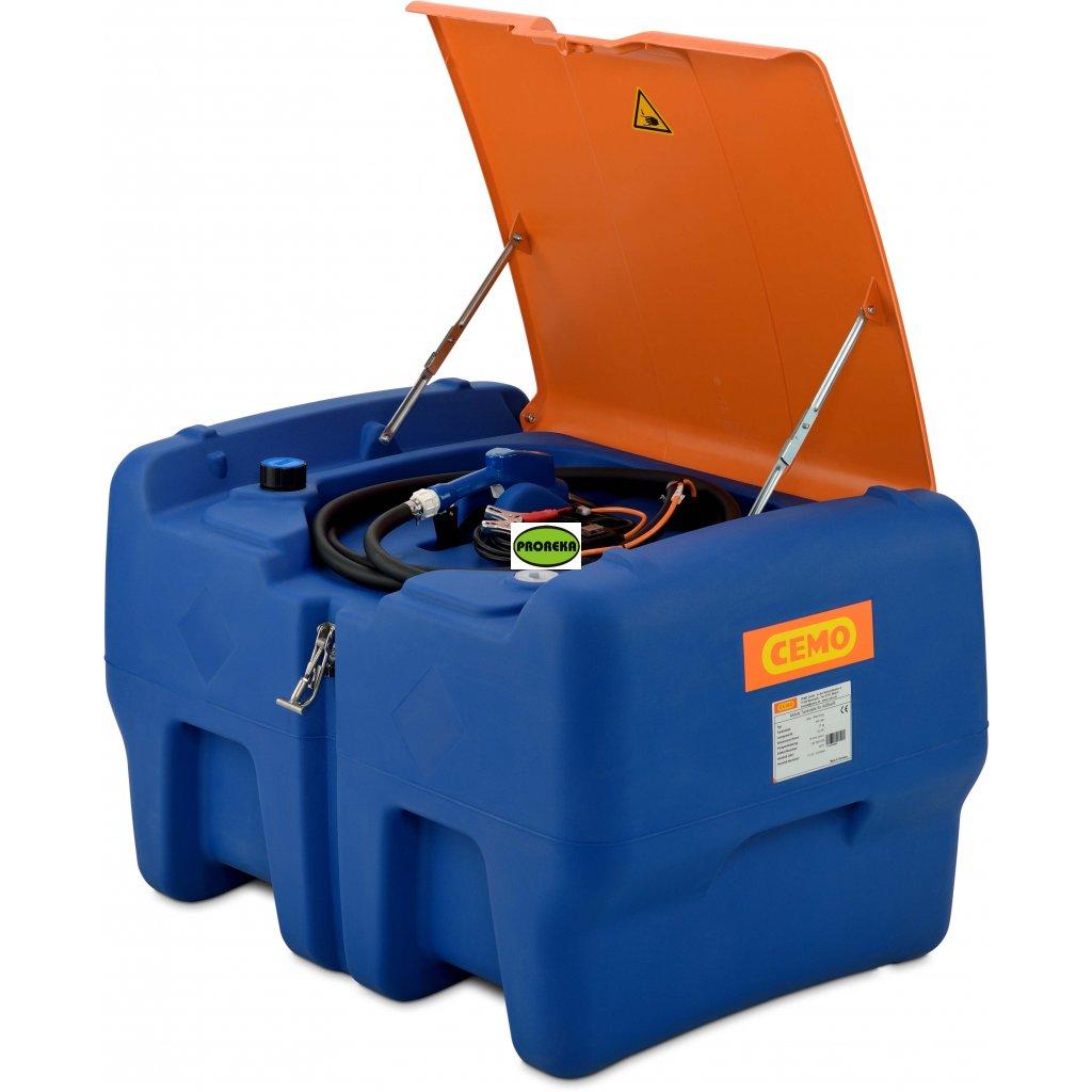 CEMO nádrž na AdBlue ®️ 440 litrů BLUE-MOBIL EASY  Skladem ihned k dodání