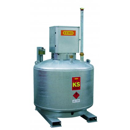 600 l nádrž na benzin KS-MOBIL 600
