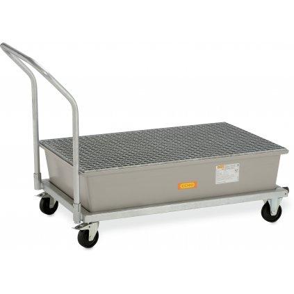 Pojízdná záchytná vana 220/2-mobile