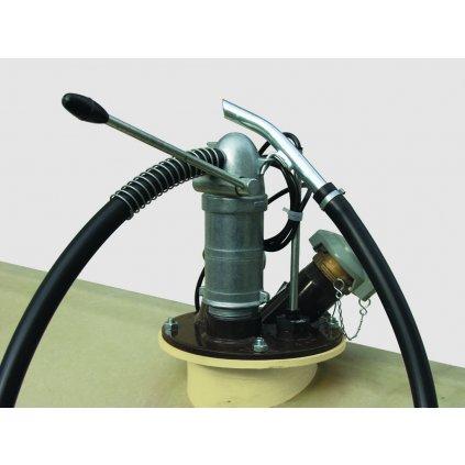 Ruční pumpa pro nádrže UNI a MULTI (nafta/oleje)