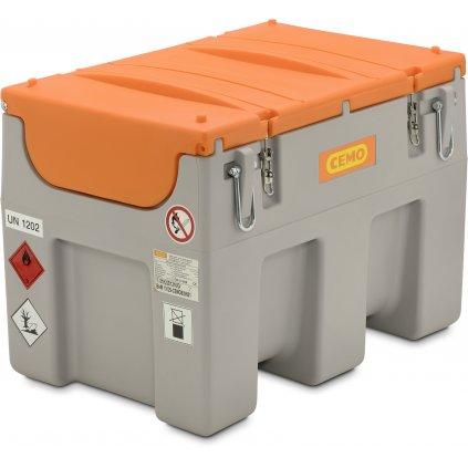 CEMO nádrž na naftu  460 l  DT Mobile Easy 12V + víko