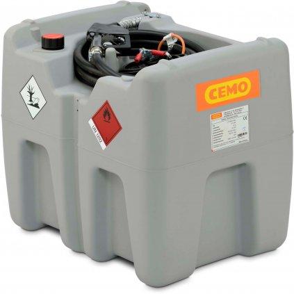 210 litrů mobilní nádrž čerpadlo CENTRI SP30 (ADR)