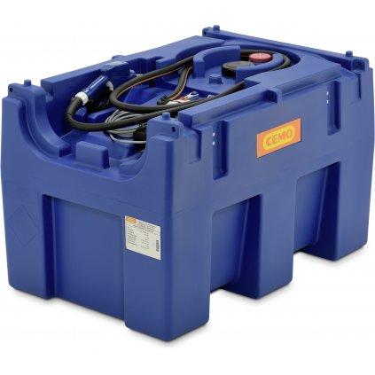 430 litrů mobilní nádrž na AdBlue®️ EASY s čerpadlem  BLUE-MOBIL EASY