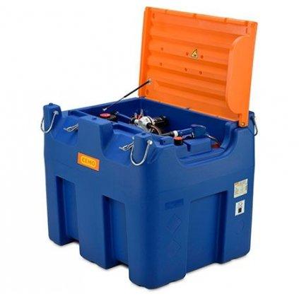 CEMO nádrž na AdBlue ®️ 980 litrů Blue-Mobile Easy 12V s víkem