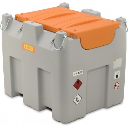 CEMO nádrž na naftu 980 l - DT Mobile Easy Cematic Duo 24/12 V