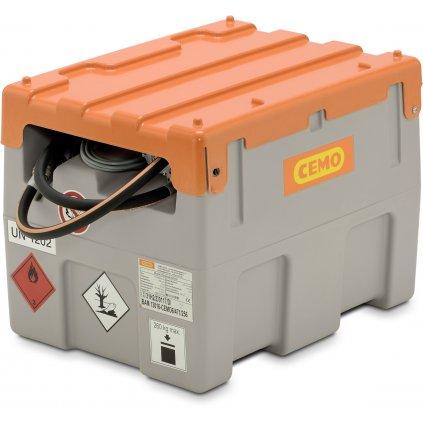 CEMO nádrž na naftu 200 litrů DT Mobil Easy s ADR /El.čerpadlo na 12V