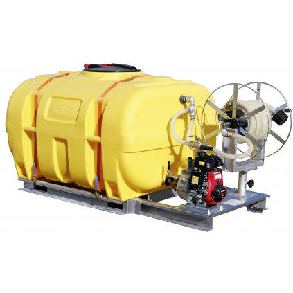 Zavlažovací systém BWS 130- PE  1000 litrů