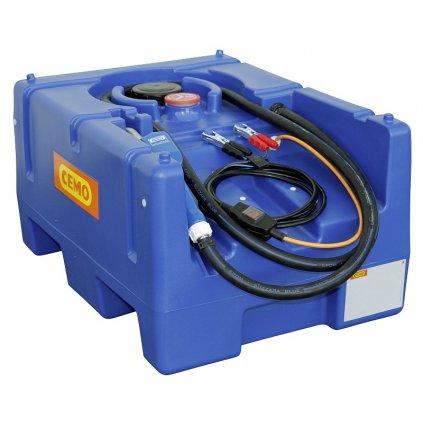 125 litrů nádrž na AdBlue®️ s čerpadlem na 12V