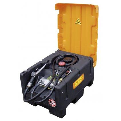 KS-Mobil EASY nádrž na benzin 120 litrů + ruční pumpa