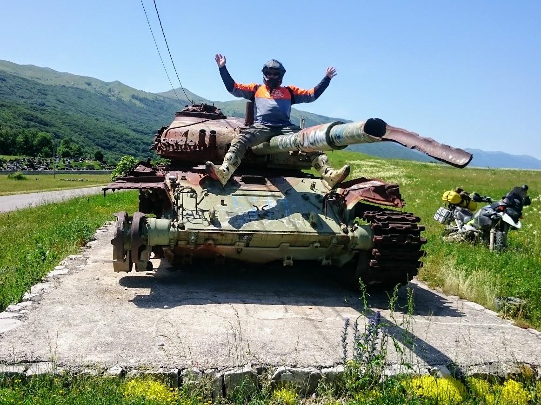 Bosna 7.6-15.6.2019