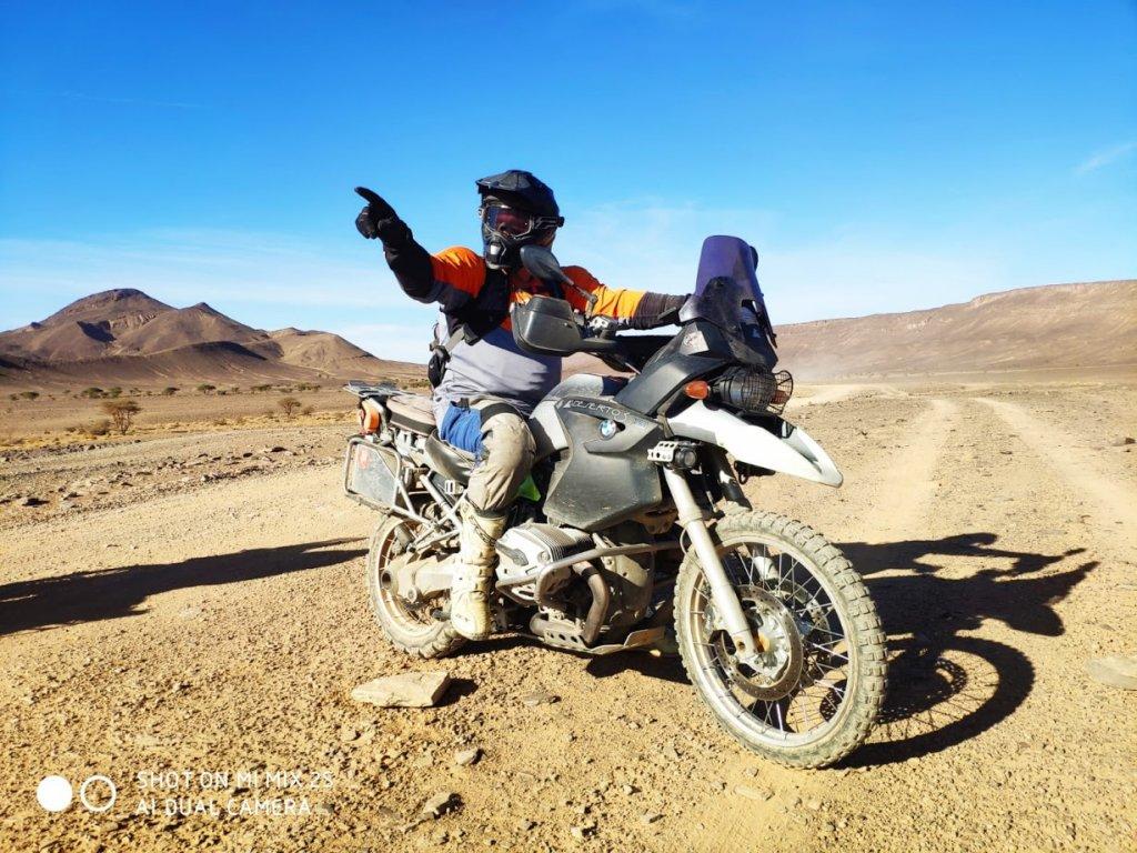 Maroko 4.10-17.10.2021