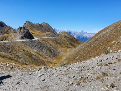 Alpské šotoliny  21.8-29.8.2020